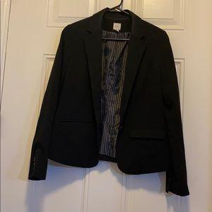 Lauren Conrad Black blazer